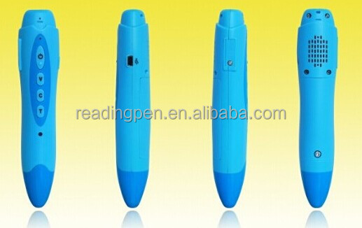 English Books Learning Pen WiFi Reading Pen With 4G memory