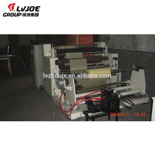 paper roll to sheet cutting machine/jumbo roll paper slitting machine/slitting rewinding machine for film