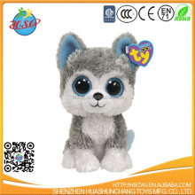 cute recordable speaking dog plush toy