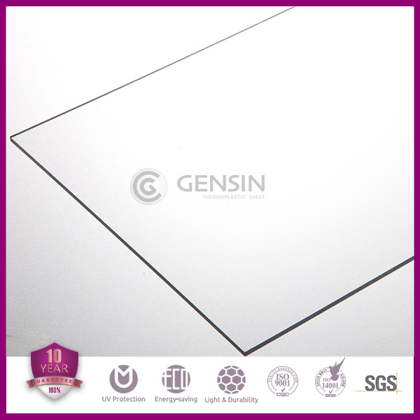 Lexan 4'*8' clear polycarbonate plastic sheet