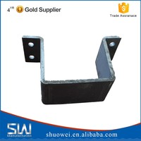 Customized Mechanical Parts, OEM Profiled Steel Products, Punching and Bending Design