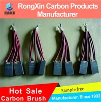 Electric Carbon Brush Size D374B
