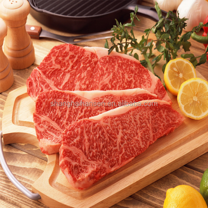 Beef striploin import agency services for customs clearance with much experience