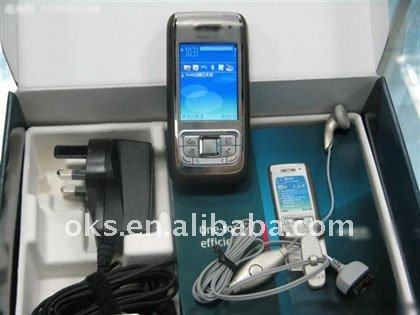 E65 Quad-band cell phone with wifi and camera