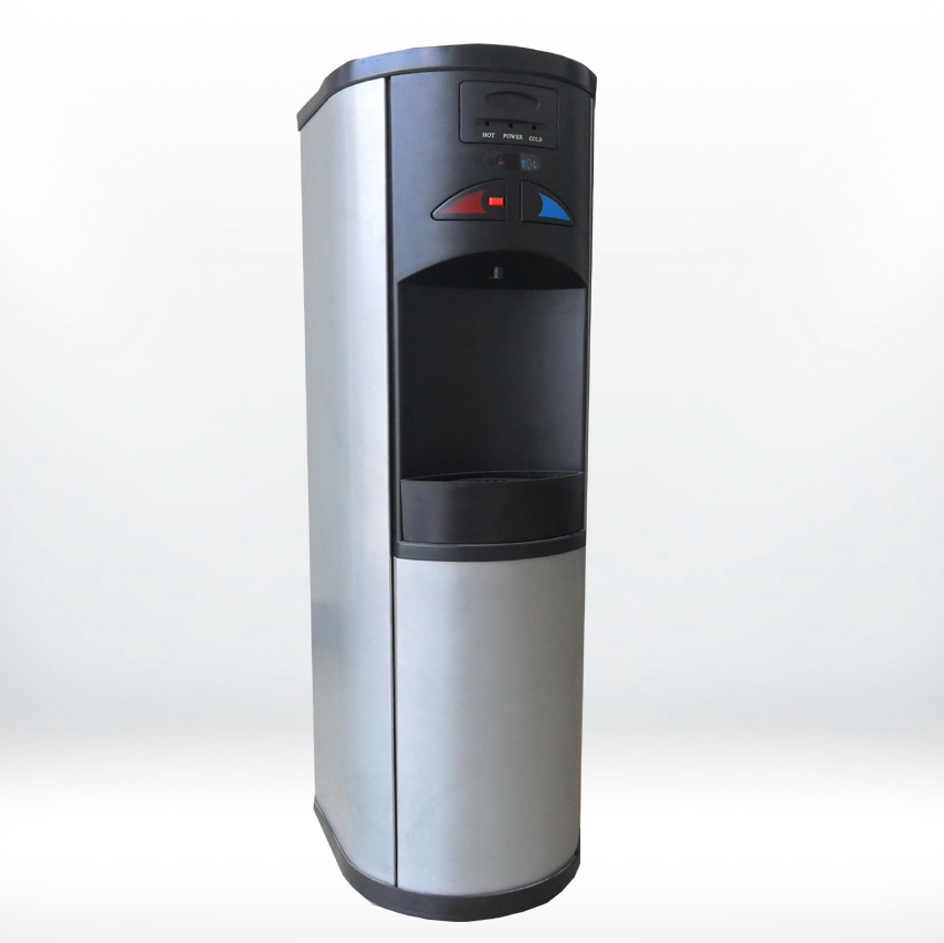 Hot Selling Cylindric Stainless Steel Water Dispenser