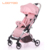 Factory price light weight easy folding small pushchair / boy stroller sets / baby happy baby carriage