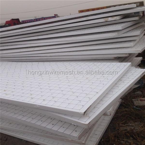 Eps 3d Panel : Eps sandwich wire mesh foam panel buy plastic coated