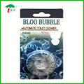 blue bubble 50g toilet blue tablet cleaner