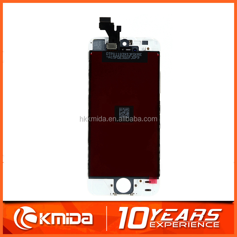 Brand new lcd complete for apple iphone 5 lcd ,mobile phone lcd for iphone 5