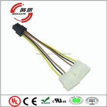 custom design trade assurance 2.54mm pitch molex connector