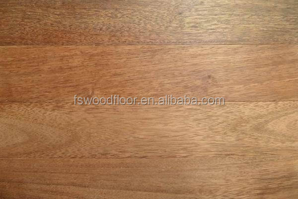 18mm thick unfinished parquet - merbau