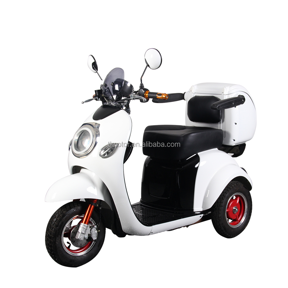 3 Wheel Cheap Electric Scooter Vehicle Price China for Sale