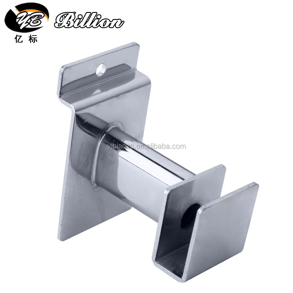 Metal Slatwall Display Hooks for Holding Pipe Hook accessories