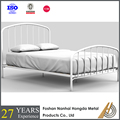 double metal bed frame designs
