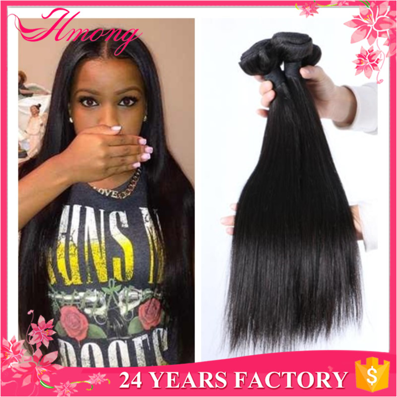 Hot Sale Easy To Dye No Shedding Cheap 26 Inch Human Hair Extensions