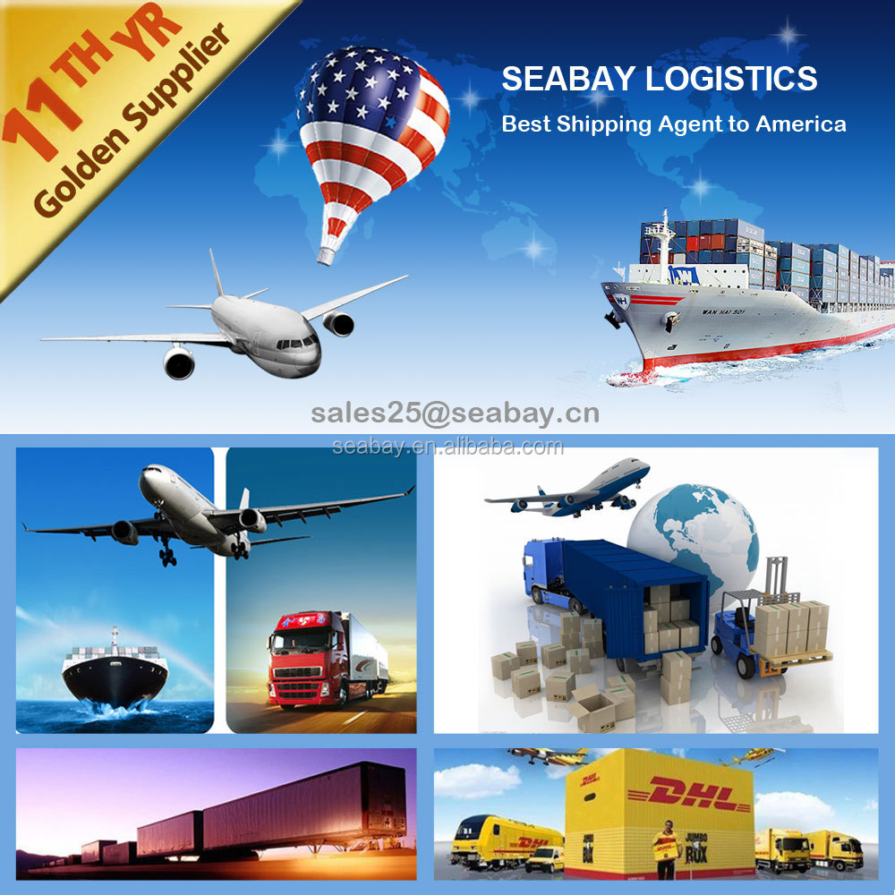 Cheap 20FT/40FT Shipping Container Rates from China to USA