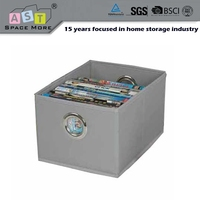 Factory supply wholesale price wedding cd storage box