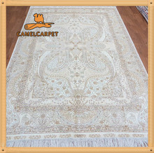 exclusive designs handmade persian silk carpet rug for wholesale