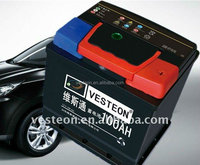 Car used lead acid cheap 12v car batteries price of automobile 32AH to220AH