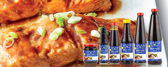 Chinese Traditional Recipe Hoisin Sauce For Supermarket