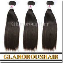 Top quality 8A peruvian straight guarantee no tangle shed free 100% unprocessed virgin hair