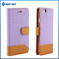 [Smart Times] Good Quality Wallet Phone Flip Case Cover for iPhone 6