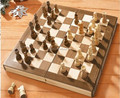 Professional Wooden Chessboard Handmade Chess Set