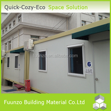 High Quality Foldable Prefabricated Econimal Cargo Marine Containers