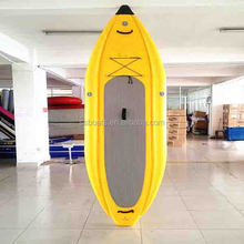 2017 PVC material inflatable sup paddle board with accessories /surfboard/paddle board made in china