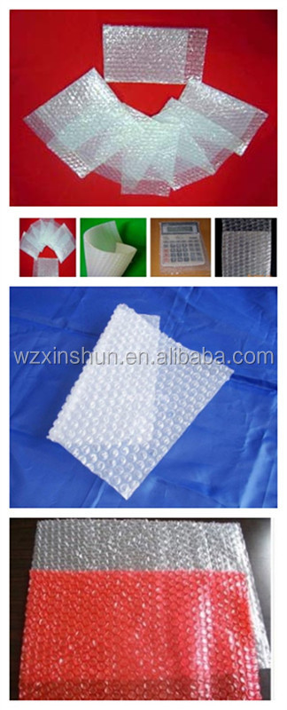Ruian Xinshun Factory Newest Bubble Wrapping Film Making Machine