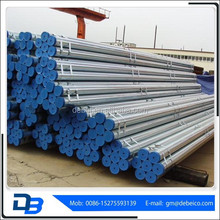 China Wholesale High Quality Steel Galvanized Pipe