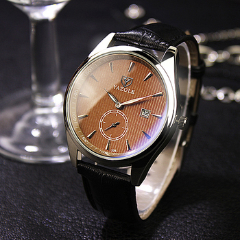 Mens Gender and Stainless Steel Material japan movt quartz watch stainless steel bezel