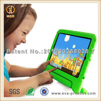 tablet pc bumper case for iPad,popular KidBox cover case tablet bumper