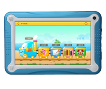 OEM Cheap 7 inch 1024*600 Quad Core Kids Tablet PC A33 Android 4.4 Children Tablet for Kids