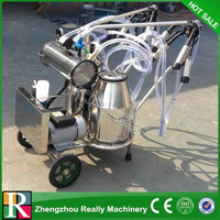 penis machine equipment for the dairy used milking machine penis single cow portable milking machine