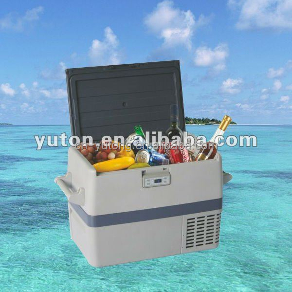 2013 mini freezer for car 12v car fridge freezer