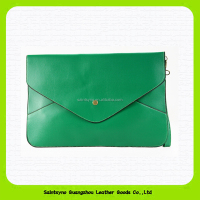 15614 Women's Letters PU Leather Clutch Bag Wallet Purse Messenger Bag