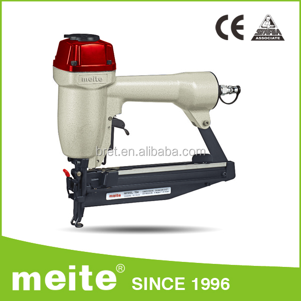 meite T64A pneumatic 16GA brad nailer ,pin and nail air staple gun
