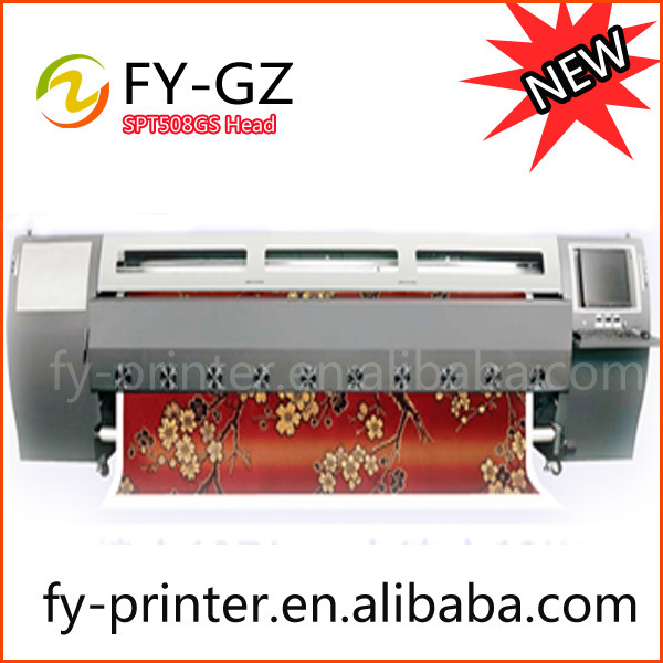 Infiniti/Challenger FY-3286J outdoor Eco-Solvent Printer with 6pcs SPT 508GS Head