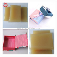 Industrial high adhesive jelly glue/cake glue plant/hotmelt glue