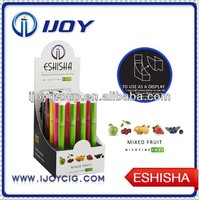 2013 Hot sell different fruits flavors 600puffs IJOY disposable eshisha time pens/elektro shisha/eshisha electronic cigarette