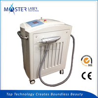 Very popular q switch laser tattoo removal hair removal machine