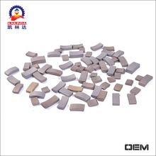 High quality diamond tool diamond drilling core bit segment for reinforced concrete