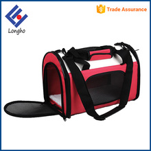 Best selling products 2016 foldable dog cat bag carrier, stable base shoulder tote trendy travel folding pet carrier