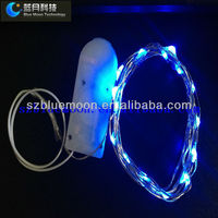 2m/20leds 3v battery operated led light/3v led string light/5v mini light bulb