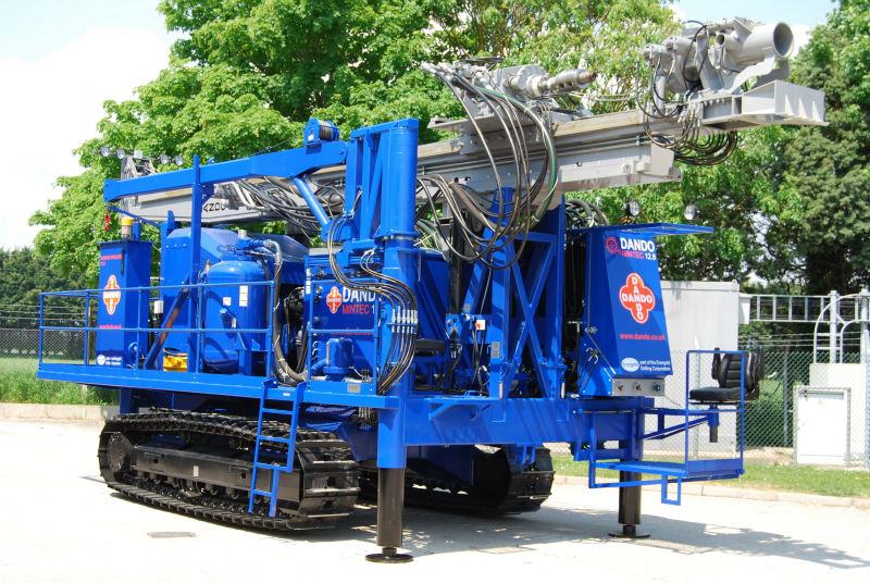 Dando Drilling Mintec 18 (Dando Drilling Indonesia)