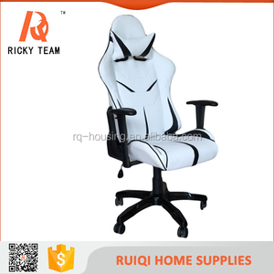 high quality leather office chair modern design gaming chair high seating comfort racing chair