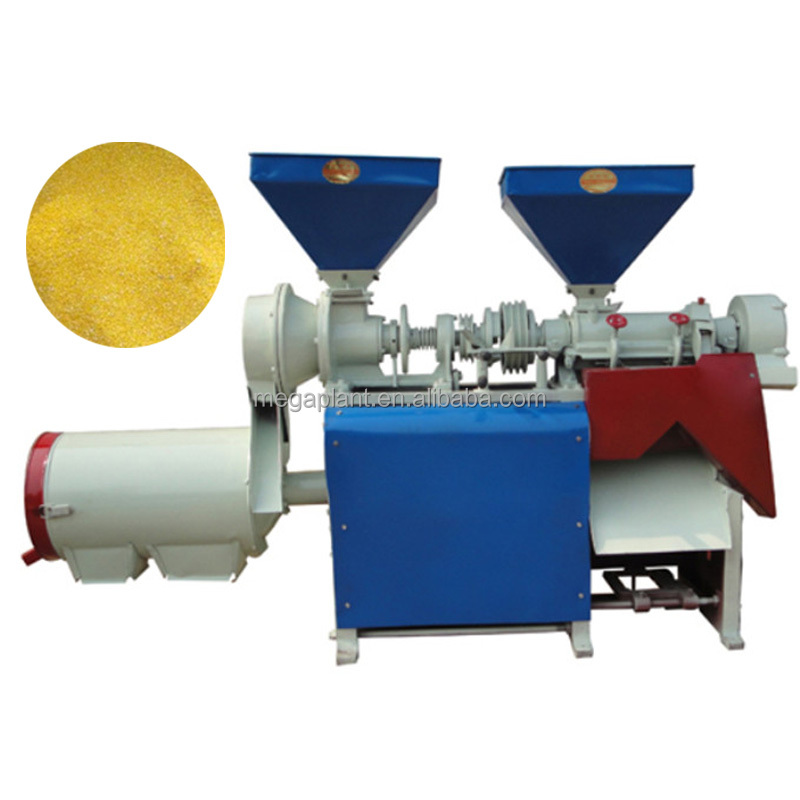 Electric wheat/maize grinding mill flour machine