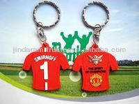 promotional 2D3D custom soft pvc key chain