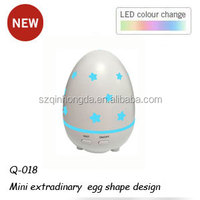 mini aroma diffuser led lamp, oil diffuser, ultrasonic car air freshener